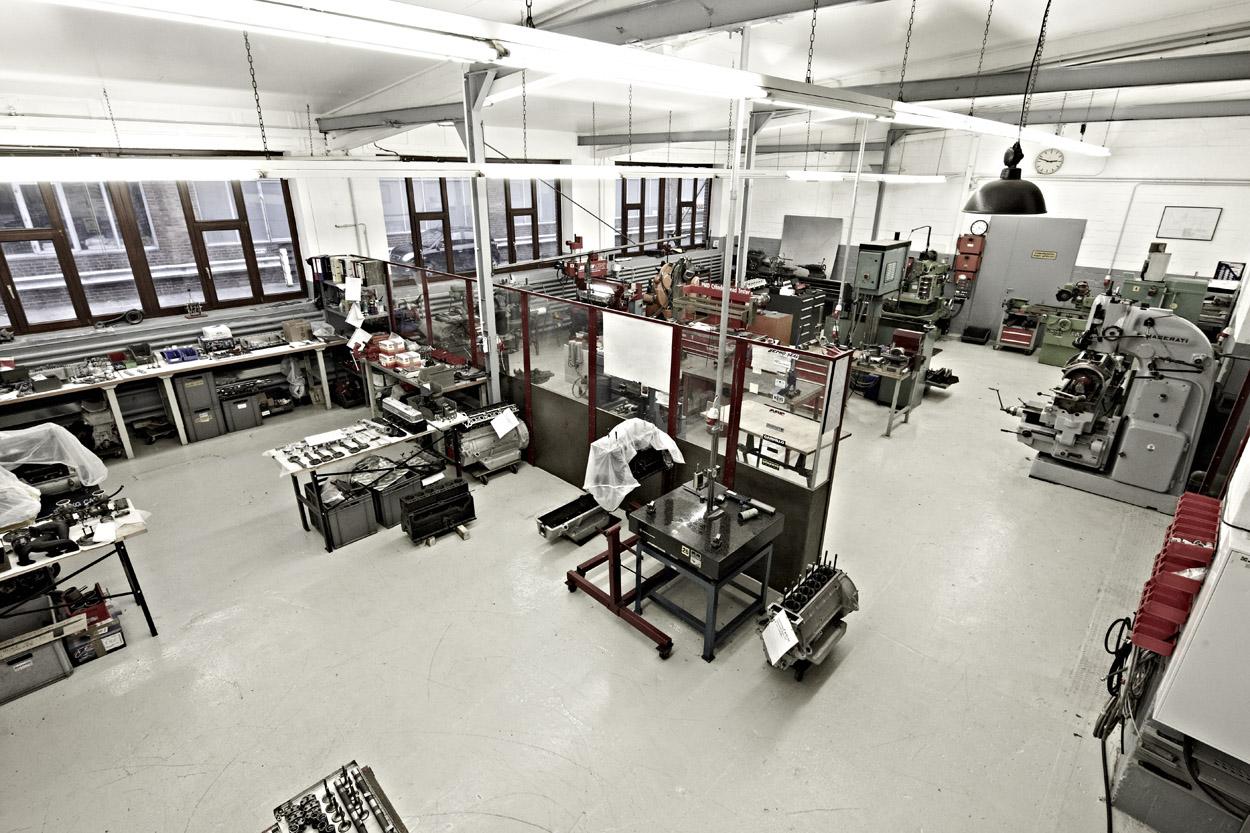 Steinke Sportwagenservice  Mechanische Werkstatt